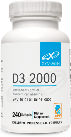 D3 2000 240 Softgels