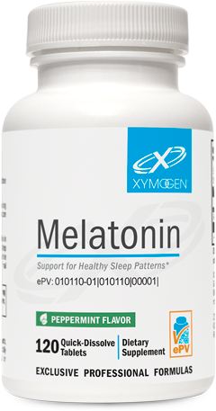 Melatonin Peppermint 120 Tablets