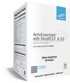 ActivEssentials™ with OncoPLEX™ & D3 60 Packets