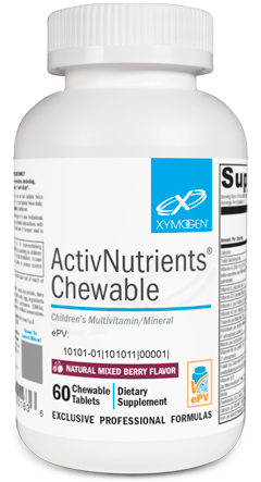 ActivNutrients® Chewable Mixed Berry 60 Tablets