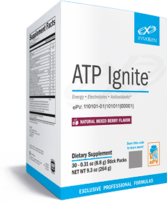 ATP Ignite™ Mixed Berry 30 Servings