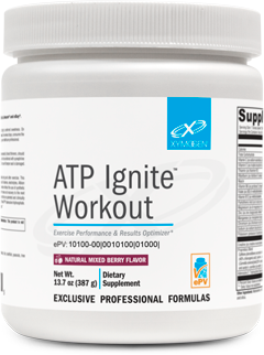 ATP Ignite™ Workout Mixed Berry 30 Servings