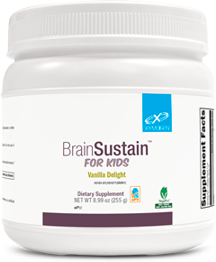 BrainSustain™ for Kids Vanilla Delight 15 Servings
