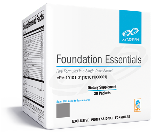 Foundation Essentials 30 Packets
