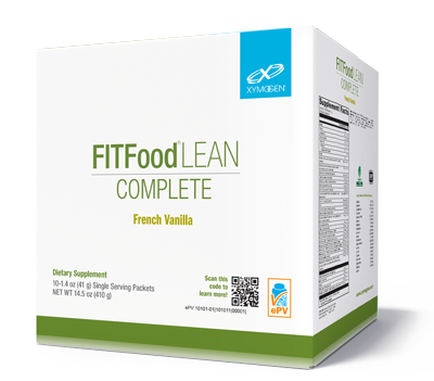 FIT Food® Lean Complete French Vanilla 10 Servings