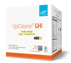 OptiCleanse® GHI Vanilla Delight Sugar- & Stevia-Free 10 Servings