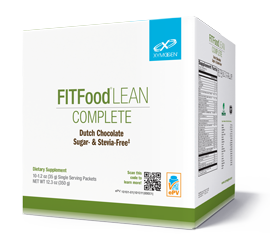 FIT Food® Lean Complete Dutch Chocolate Sugar- & Stevia-Free 10 Servings