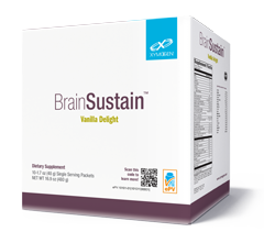 BrainSustain™ Vanilla Delight 10 Servings