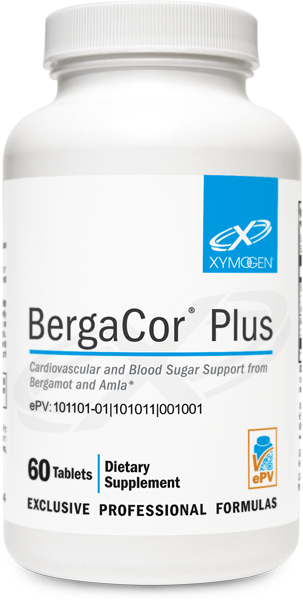BergaCor Plus 60 Tablets
