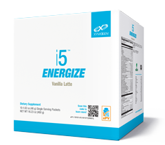 i5™ Energize Vanilla Latte 10 Servings