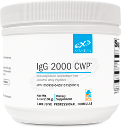 IgG 2000 CWP™ 25 Servings