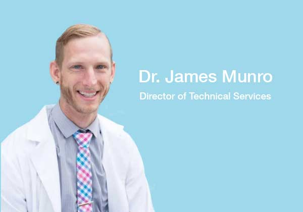 WholeScripts Welcomes Dr. James Munro as Director of Clinical Services
