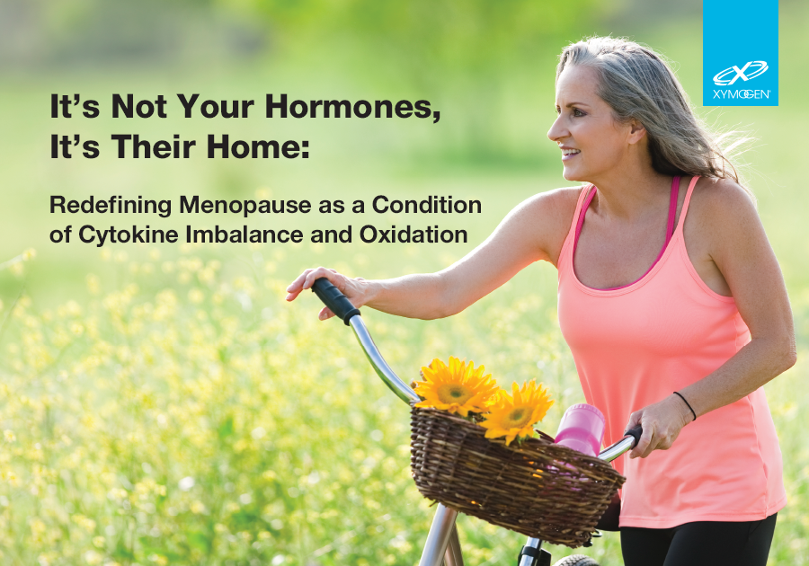 It's Not Your Hormones, It's Their Home