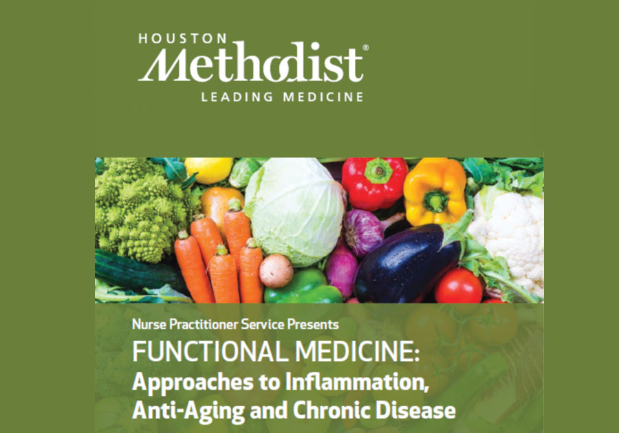 Functional Medicine Approaches to Inflammation, Anti-Aging, and Reversing Chronic Disease