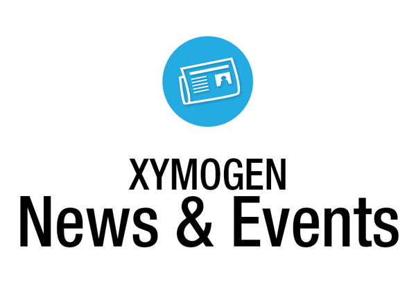 New Sales Record, Successful Event for XYMOGEN